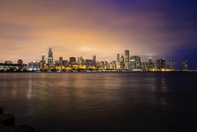 שיקגו, לילה