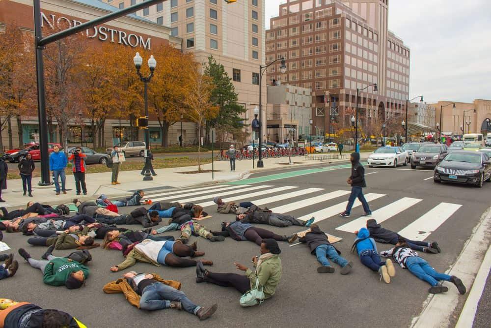 פרגוסון, מחאה, מיזורי, וושינגטון