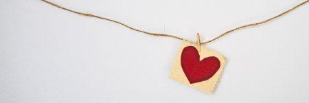 לב, חוט, חבל כביסה