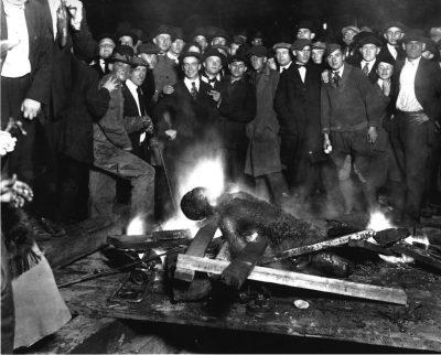 נברסקה, 1919, הקיץ האדום, וויל בראון, לינץ'