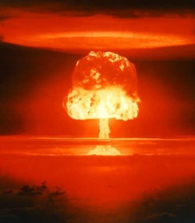 פצצת מימן, ביקיני