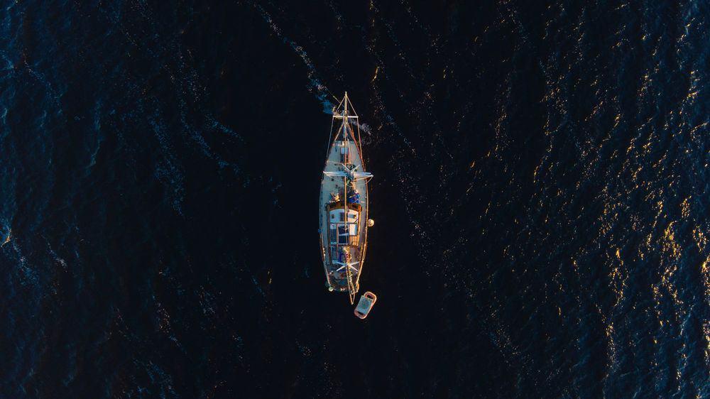 יכטה, ים, ספינה, ספינת מפרש