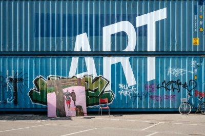 אמנות רחוב, ציריך
