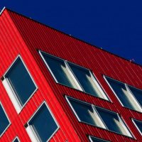 ציריך, בניין