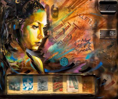 ציריך, אמנות, תיבת דואר