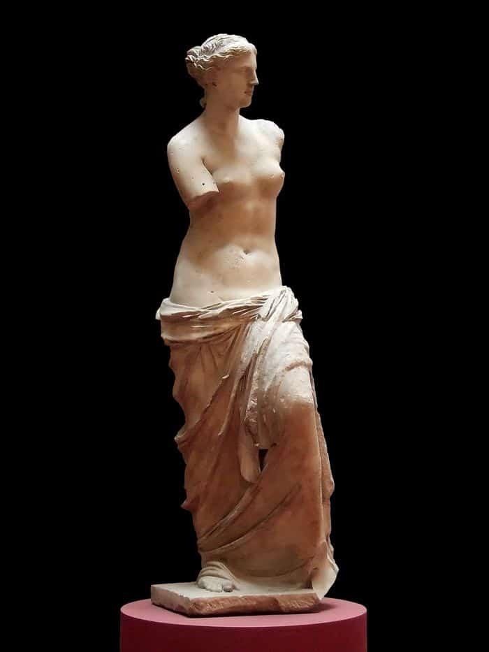 ונוס ממילו, אפרודיטה