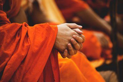 נזיר בודהיסטי, תאילנד