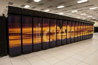 Cielo, מחשב-על, Cray