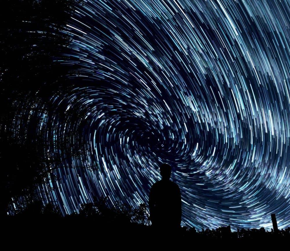 לילה, כוכבים, קוסמוס
