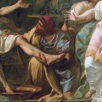 מותו של סנקה, ז'אק-לואי דויד