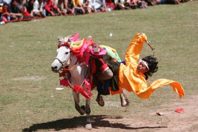 סוסים, מונגוליה, נפילה, תחרות, רכיבה