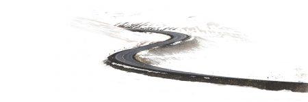 כביש, איסלנד, ערפל, גופרית