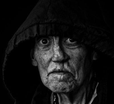 זיקנה, אשה זקנה, מילווקי