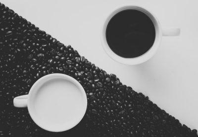 קפה, פולי קפה, יין ויאנג