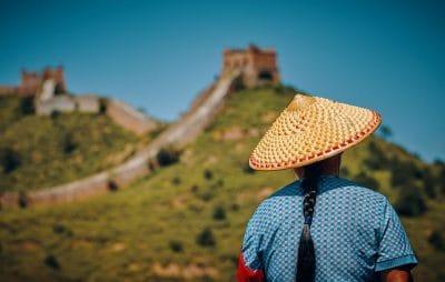סין, חומה, אישה, בת, אם