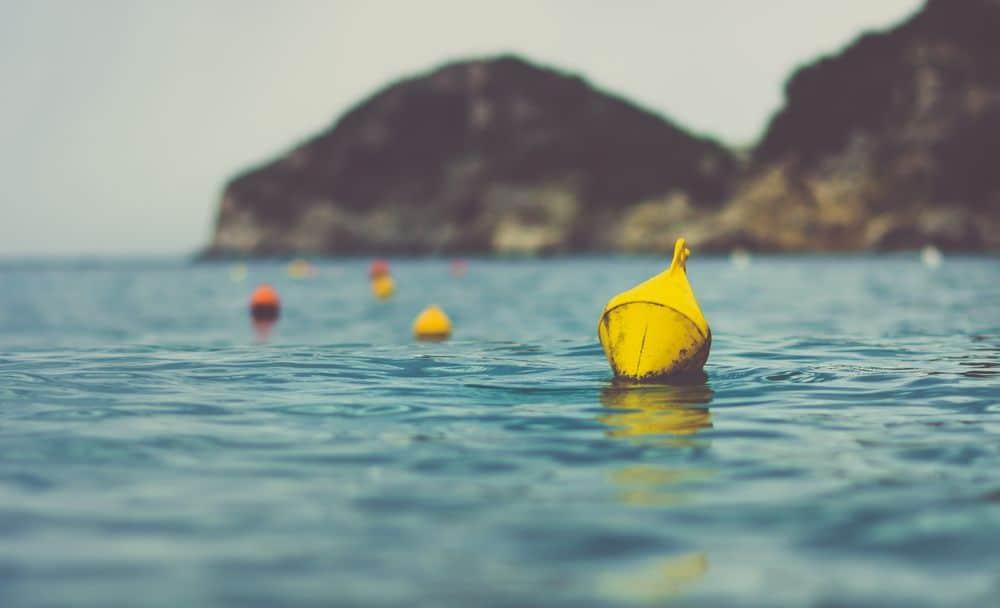 מצוף, ים