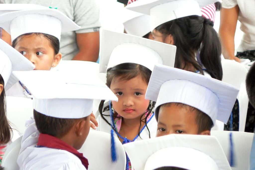 סיום בית ספר, פיליפינים