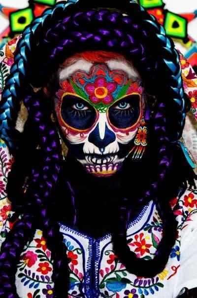 יום המוות, מקסיקו, פולחן