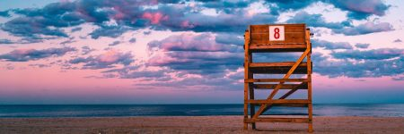 מציל, חוף הים, כיסא