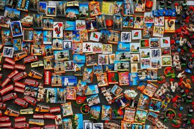 ליסבון, מזכרות, תיירים