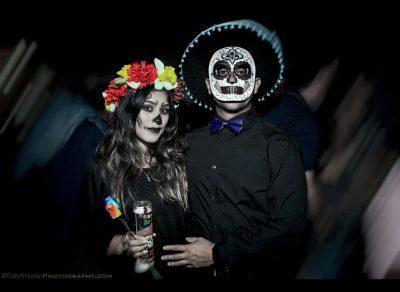מקסיקנים-אמריקנים, יום המתים, קליפורניה