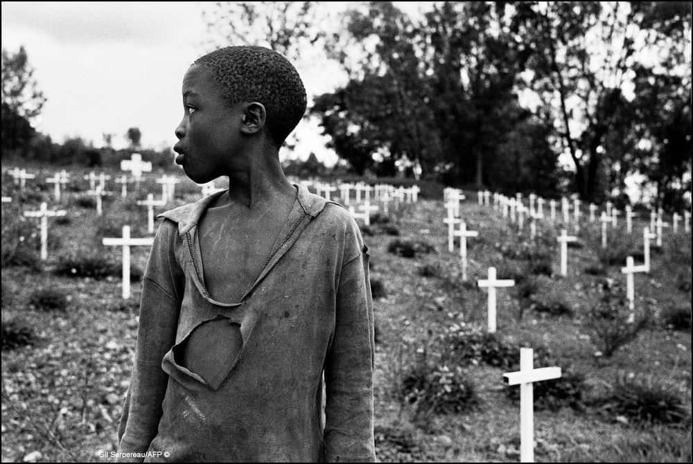 רואנדה, בית קברות, רצח עם