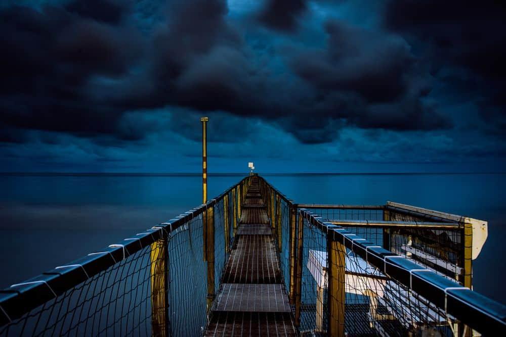 סערה, עננים, רימיני