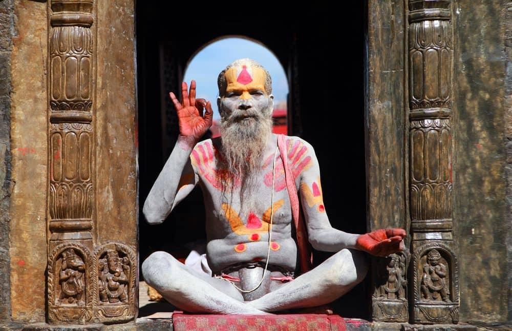 יוגה, נפאל, תנוחה