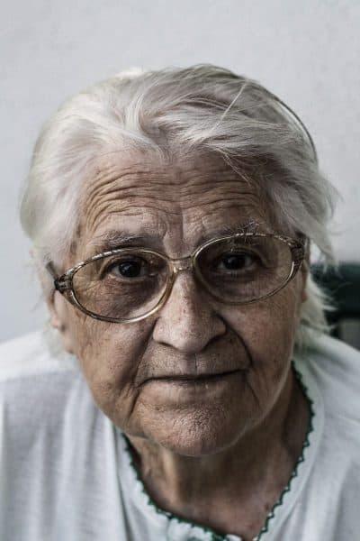אישה, זקנה, קשישה