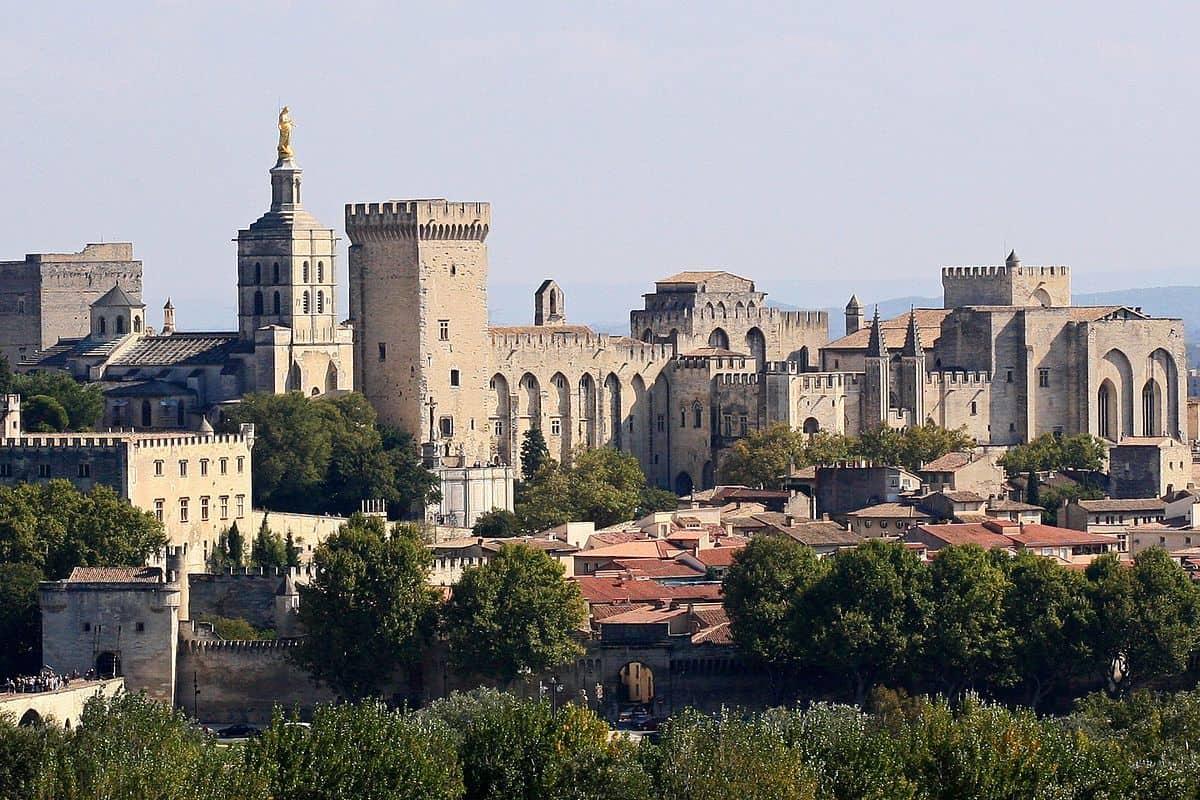 אביניון, ארמון האפיפיורים, מגדל פיליפ היפה