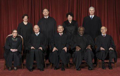 בית המשפט העליון של ארצות הברית, שופטים עליונים