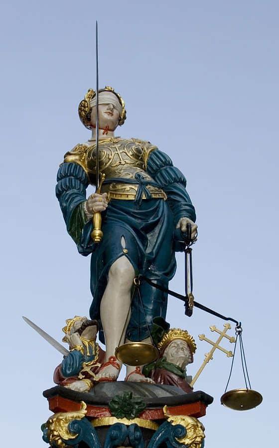 ברן, אלת הצדק, Gerechtigkeitsbrunnen