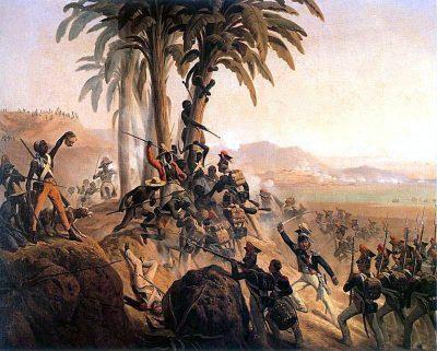 פולנים, סוכודולסקי, האיטי, נפוליאון, עבדים