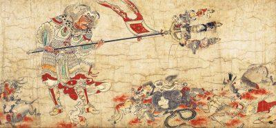 בודזיהם, רשע, השמדת הרשע, טוקיו