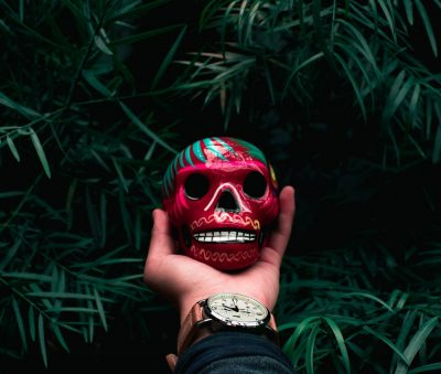 גולגולת, מקסיקו, שעון