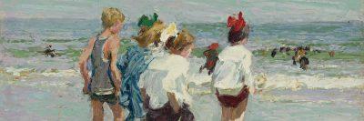 יום קיץ, חוף ברייטון, אדוארד הנרי פוטהסט
