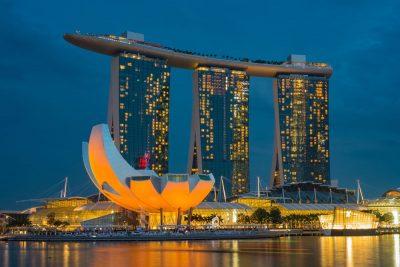 סינגפור, רבי קומות