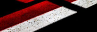 פסים, צבע, אדום, לבן