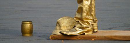 זהב, עושר, רחוב, המבורג, עוני, מחסור, חסרי בית