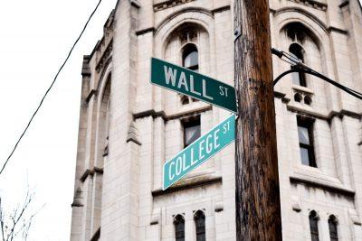ייל, וול סטריט, חינוך, אוניברסיטה, ארצות הברית