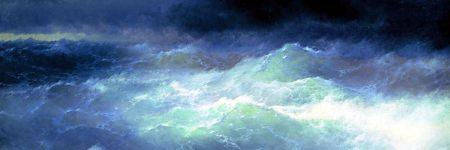 בין הגלים, איוון איאזובסקי