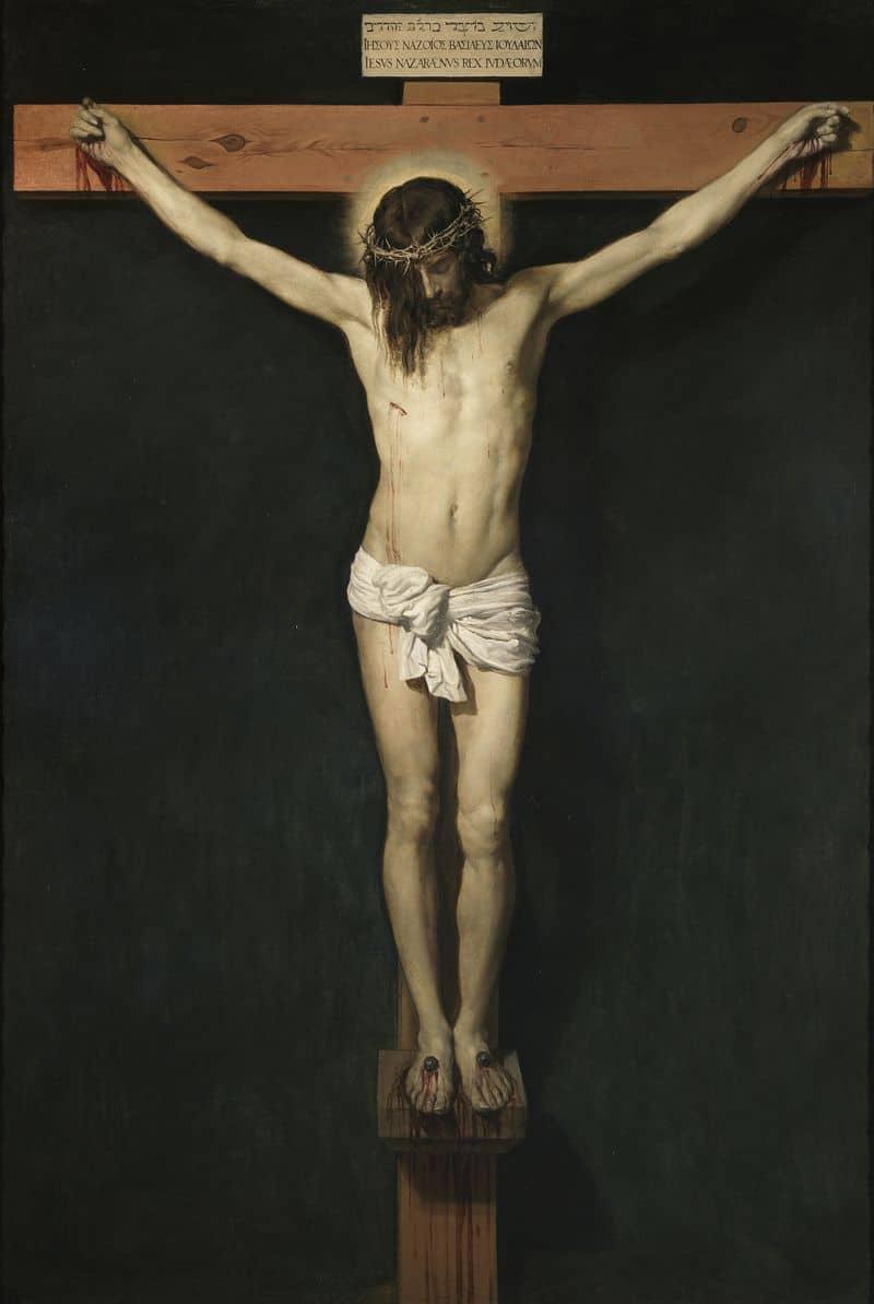 ישו הצלוב, דייגו ולאסקס