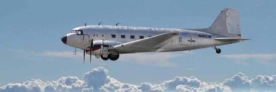 דקוטה, DC3, מטוס