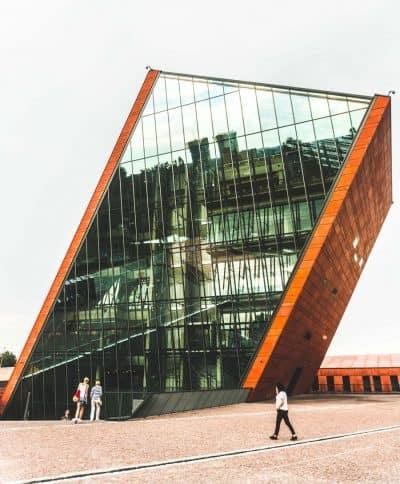 מוזיאון, מלחמת העולם השנייה, גדנסק
