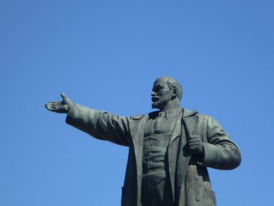 לנין, פסל, וולגוגראד