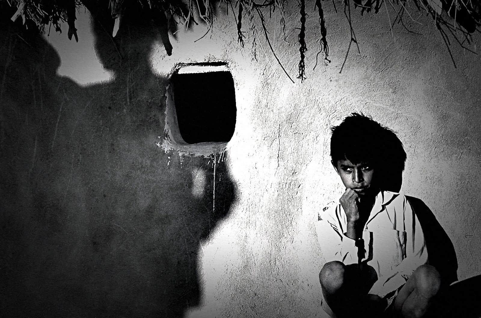 ילד, רג'סטאן, הודו