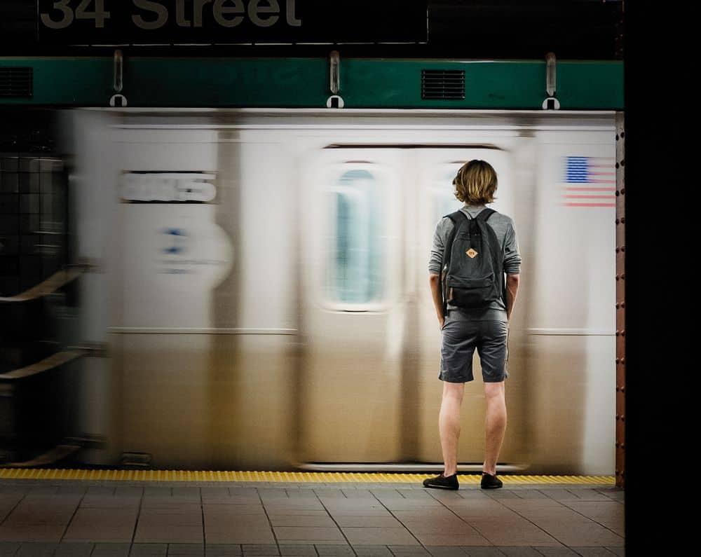 רכבת תחתית, ניו יורק