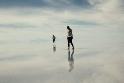 אויוני, בוליביה, עננים, ערבות מלח, Uyuni