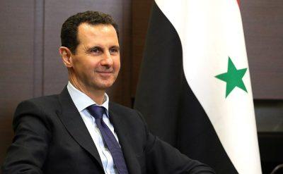 בשאר אל-אסד, קרמלין, סוריה, רוסיה