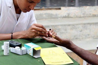 סוכרת, הודו